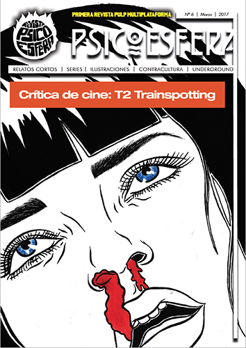 Revista Psicoesfera - Relatos Pulp