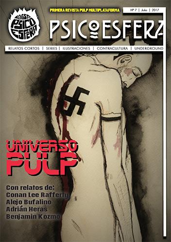 Revista Psicoesfera - Relatos Pulp
